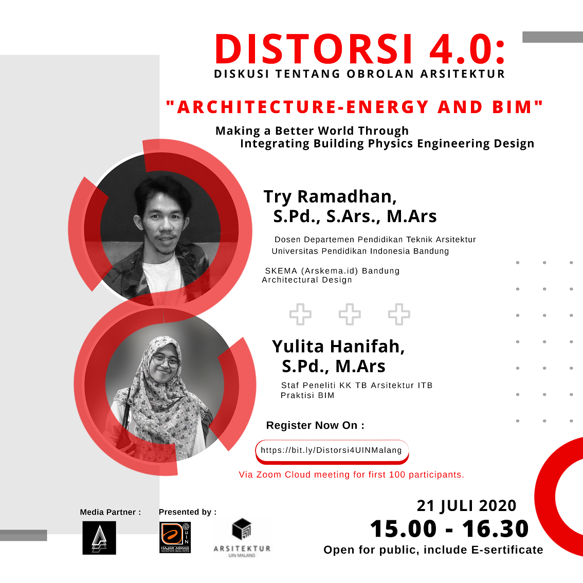 Seminar Online #4 Architecture-Energy and BIM