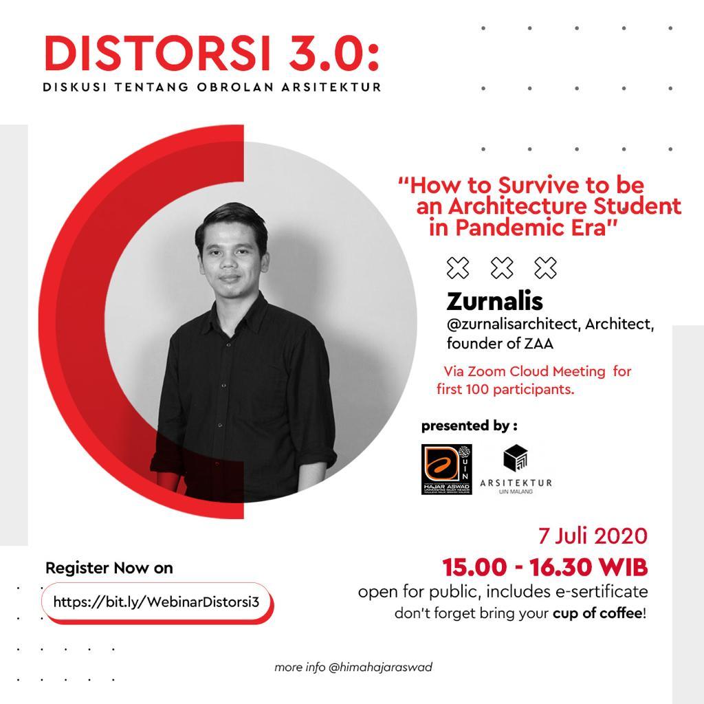 Seminar Online #3 Arsitektur UIN Malang